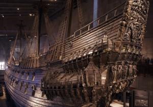 Васа — единственный хорошо сохранившийся корабль 400-летней давности