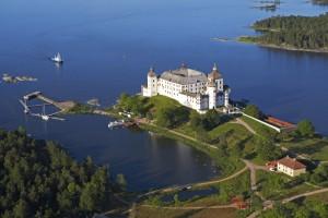 В Швеции сохранилось много замков