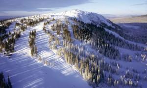 Горнолыжные курорты Швеции понравятся и новичкам, и опытным лыжникам