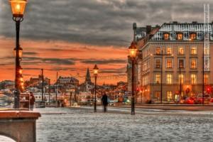 Рождество в Стокгольме