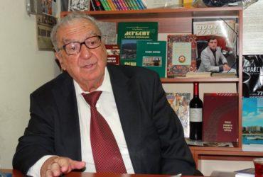 Горский еврей из Баку – дважды «Человек года»