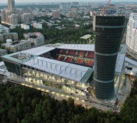 В Москве открылся новый стадион ЦСКА