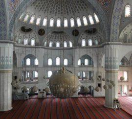 Азербайджан строит крупнейшую мечеть в Европе