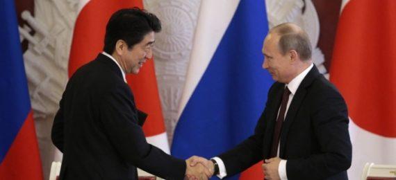 Путин и Абэ проведут переговоры