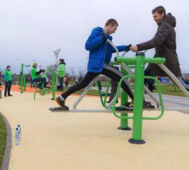 В Москве появятся уникальные спортплощадки