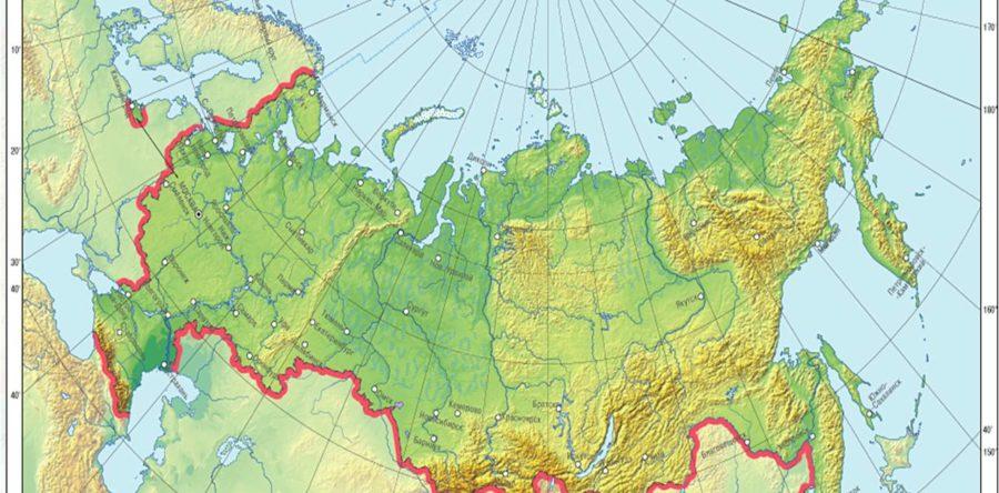 Сибирь картинки карта, открытку