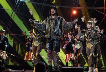 Грандиозная церемония вручения Российской Национальной Музыкальной Премии собрала звезд всех поколений