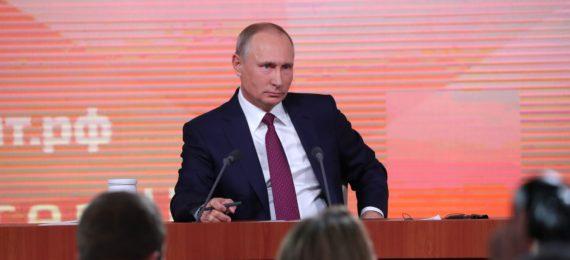 Большая пресс-конференция Президента РФ