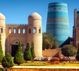 Туристический потенциал Узбекистана