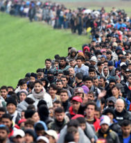 В Испанию добралось рекордное количество мигрантов