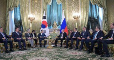 Россия и Южная Корея договорились провести Год культурных обменов