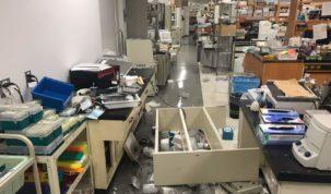 В Японии произошло сильное землетрясение: три человека погибли