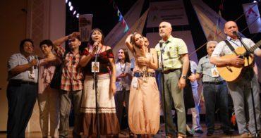 В Баку открылся Международный фестиваль авторской песни и поэзии