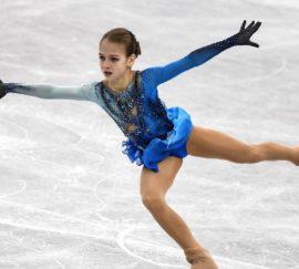 Глава ФФККР: Трусова совершила историческое достижение, исполнив три четверных