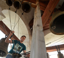 На фестивале в Коломенском прозвучат колокольные звоны