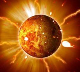 В октябре на Землю обрушится несколько магнитных бурь
