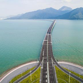В Китае открыли самый длинный в мире морской мост