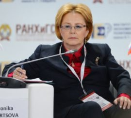 Вероника Скворцова рассказала о человеке и будущем российской медицины и новейших технологиях на Гайдаровском форуме