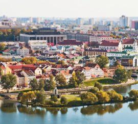 Минск вошел в десятку лучших европейских городов для туризма в 2019 году