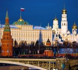 Москва вошла в топ-5 самых романтических городов России