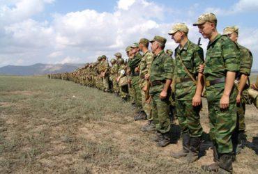 Россиян призвали на двухмесячные военные сборы