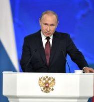В.Путин: США использовали надуманные обвинения в адрес РФ для выхода из договора