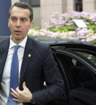 Экс-канцлер Австрии устроился на работу в Москве