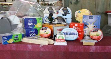 «Санкционные» продукты разрешили провозить таможенным транзитом