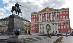 В мэрии Москвы объяснили правила для поездок на машинах во время изоляции