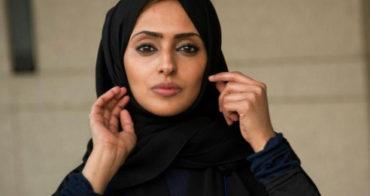 Как выглядят арабские жены дома, без хиджаба